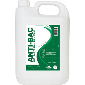 Anti-Bac Handwash from Arrow Solutions