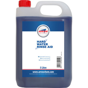 Hard water rinse aid 5lt