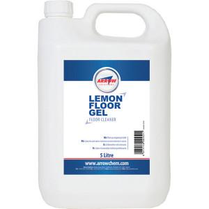 Lemon floor gel white 5lt