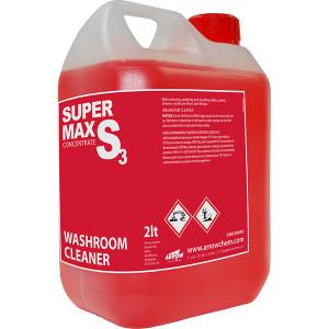 S3 washroom cleaner 2 litre