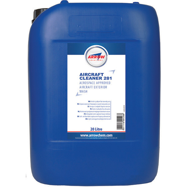 Aircraft Cleaner 281 Arrow Solutions
