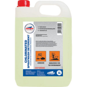 Chlorinated Spraywash Detergent from Arrow Solutions