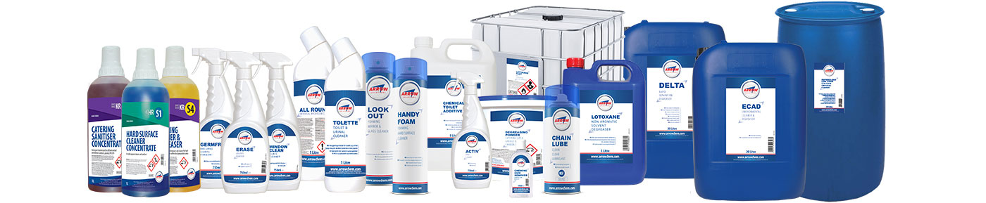 Industrial Cleaning & Maintenance Chemical Products