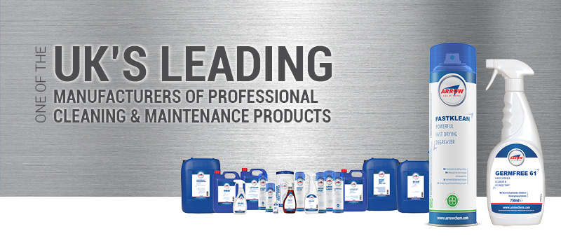 Commercial cleaning products
