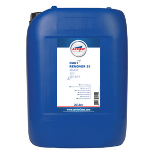 Rust Remover 28 from Arrow Solutions