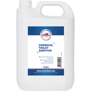 Chemical Toilet Additive from Arrow Solutions