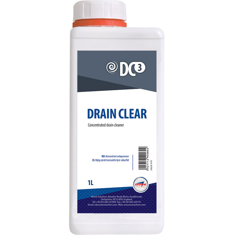 DC3 Drain Clear product image