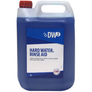 DW2 Hard Water Rinse Aid from Arrow Solutions