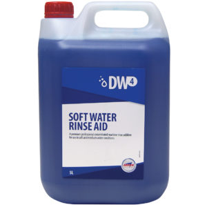 DW4 Soft Water Rinse Aid from Arrow Solutions
