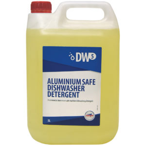DW5 Aluminium Safe Dishwasher Detergent from Arrow Solutions