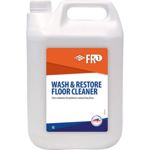 FR1 Wash & Restore from Arrow Solutions