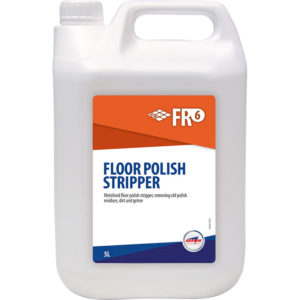 FR6 Floor Polish Stripper from Arrow Solutions