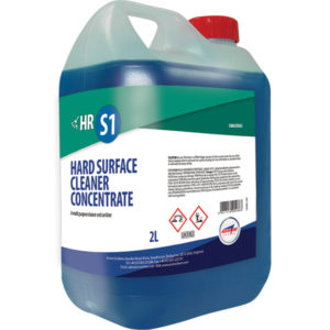 HR S1 Hard Surface Cleaner Concentrate from Arrow Solutions