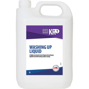 KR1 Washing Up Liquid from Arrow Solutions