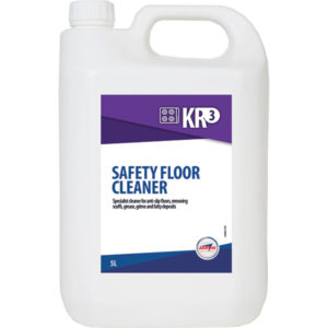 KR3 Safety Floor Cleaner from Arrow Solutions
