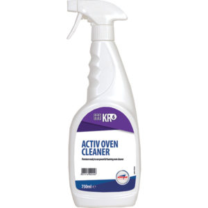 KR6 Activ Oven Cleaner from Arrow Solutions