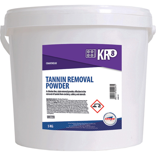 KR8 Tannin Removal Powder product image