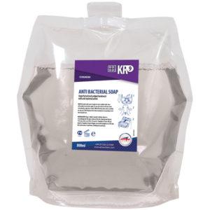 KR9 Sanitising guide