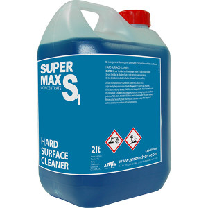 S1 Supermax Hard Surface Cleaner from Arrow Solutions