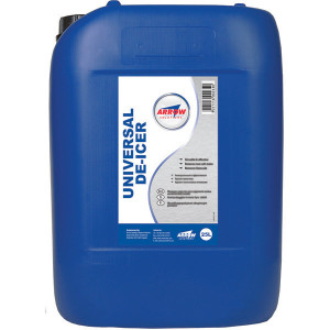 Universal De-Icer from Arrow Solutions