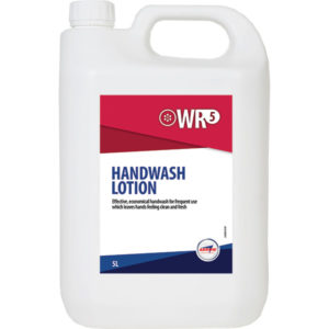 WR5 Handwash Lotion from Arrow Solutions