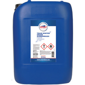 Train Winter Grade Screenwash product image