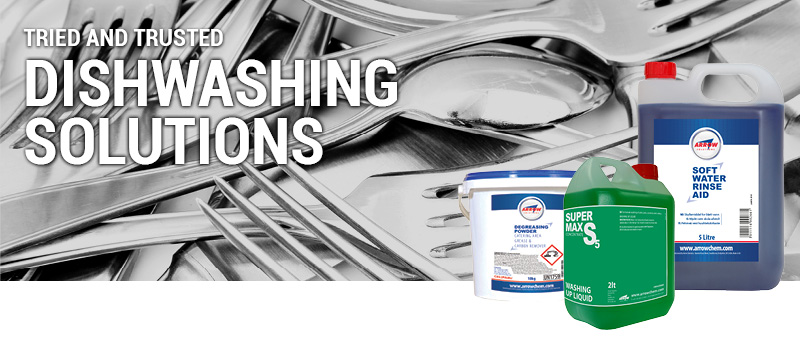 dishwashing solutions