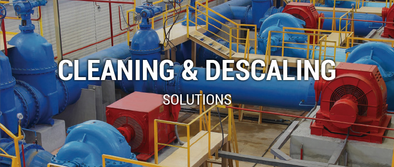 engineering cleaning & descaling