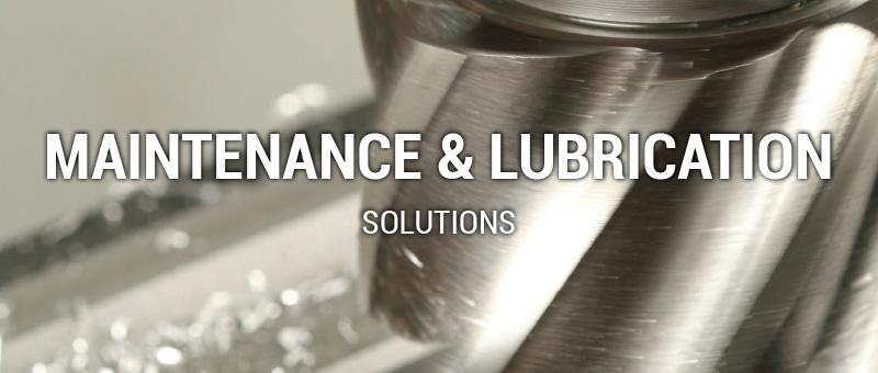 maintenance & lubrication products
