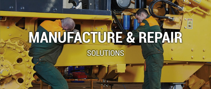 manufacture & repair products