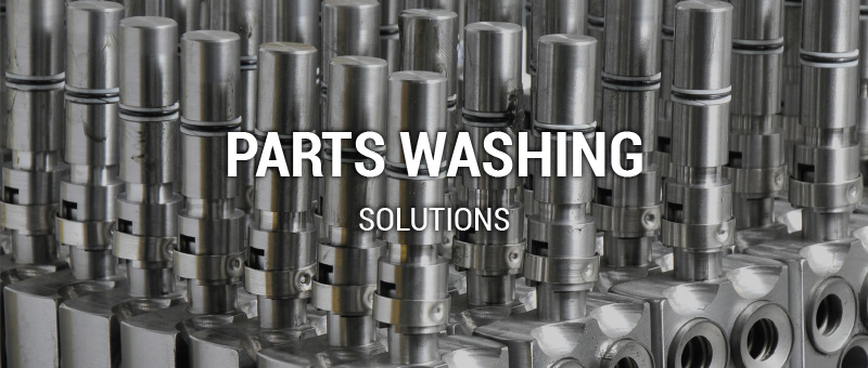 engineering parts washing
