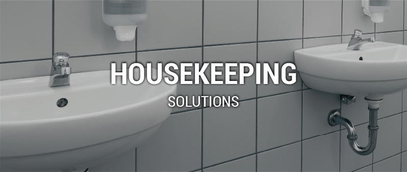 Housekeeping cleaning