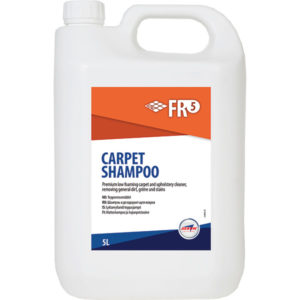 FR5 Carpet Shampoo from Arrow Solutions