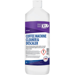 KR7 Coffee Machine Cleaner & Descaler from Arrow Solutions