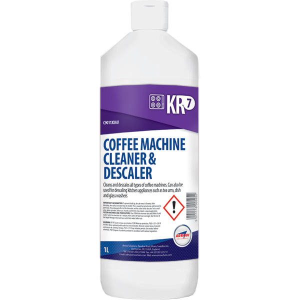 KR7 Coffee Machine Cleaner