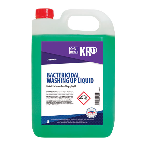 KR11-Bactericidal-Washing-Up-Liquid-5-litre