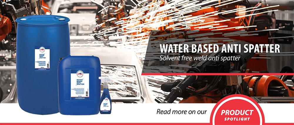 water based anti spatter