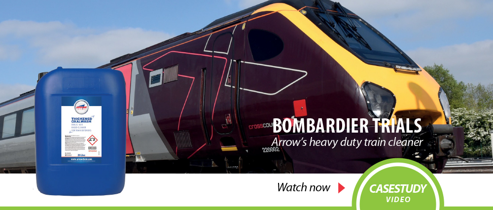 bombardier-thickened Oxalwash