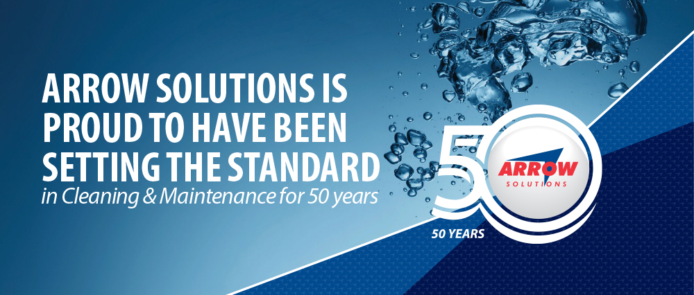 Arrow Solutions 50 years