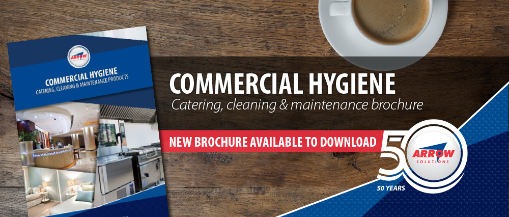 Commercial Hygiene brochure