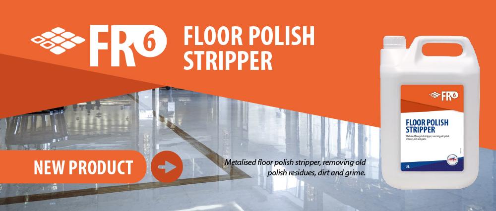 FR6 Floor Polish Stripper