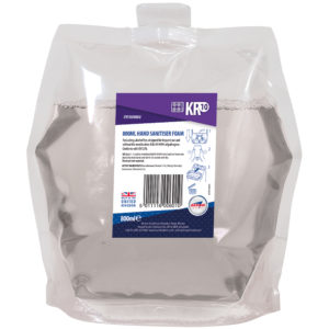 KR10 Hand Sanitiser Foam from Arrow Solutions