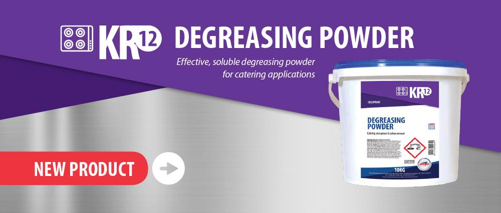 KR12 Degreasing Powder