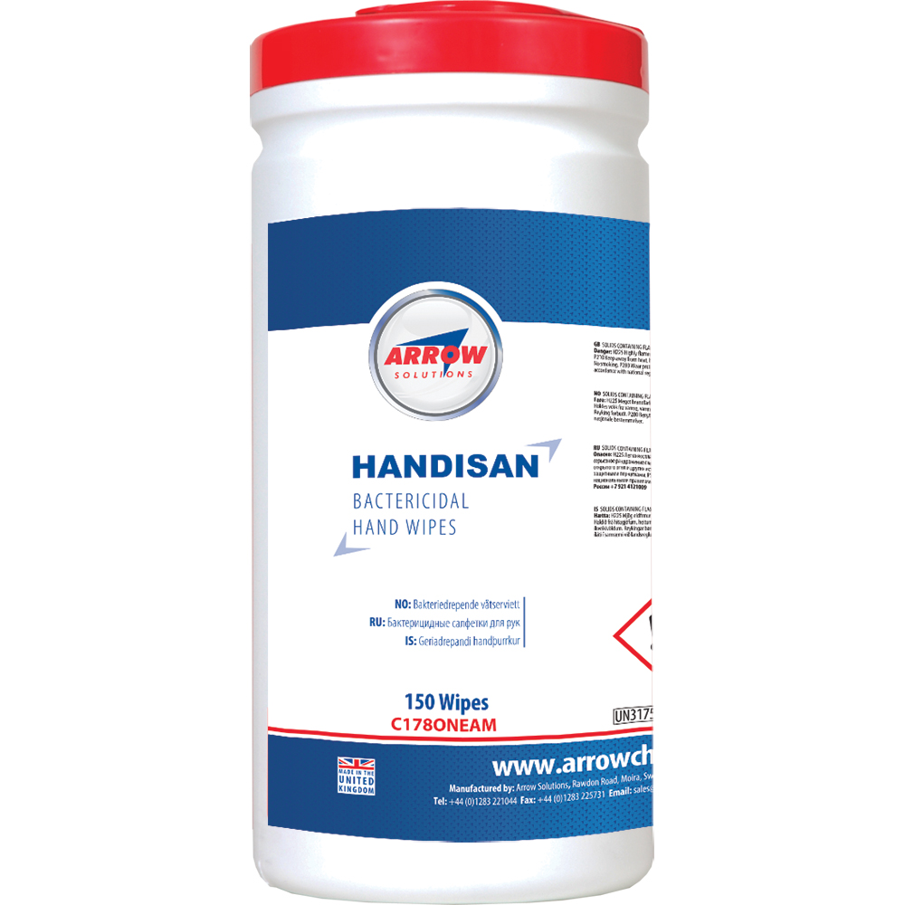 Handisan Wipes product image